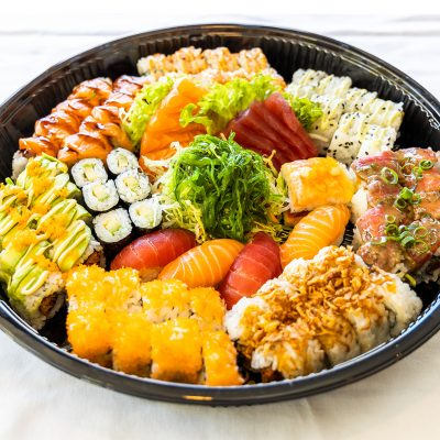 Sushi Boxen & Extra's